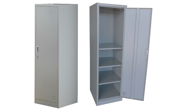 One Door Locker Size 1750mmH X 500W X 600D For Dormitory