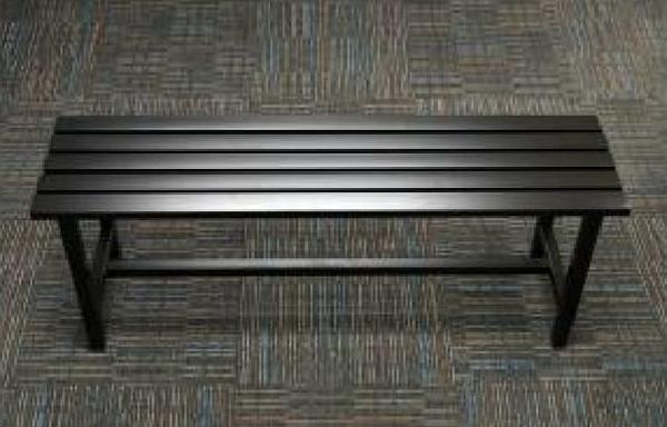 Metal Bench-1